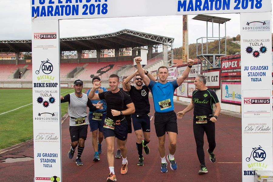 Prof.dr. Adem Balić: Moj prvi maraton