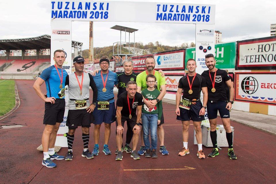 III Tuzlanski maraton za rekreativce