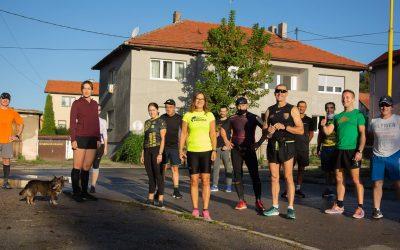 "Održan trening pred ""Maraton za rekreativce – Tuzla 2020"""
