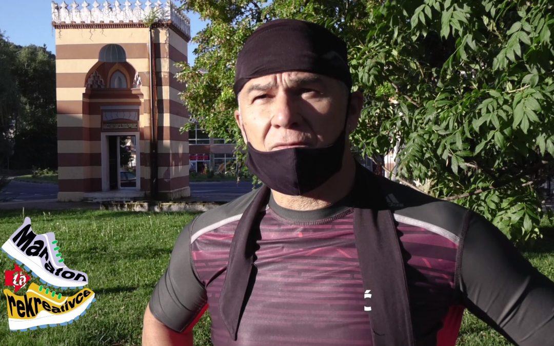 Prof. dr. Adem Balić: Moja priča o maratonu