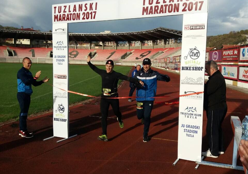 Prof.dr. Adem Balić: Moj prvi polumaraton