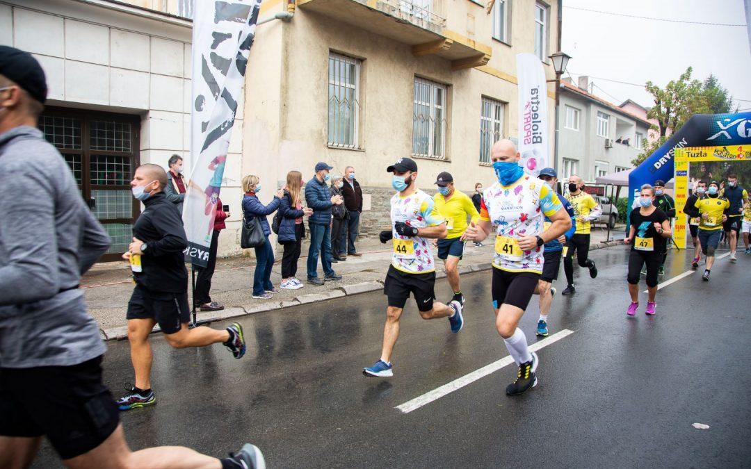 Doživite Tuzlu na jedan drugačiji način – trčeći njenim ulicama u okviru Tuzlanskog maratona za rekreativce