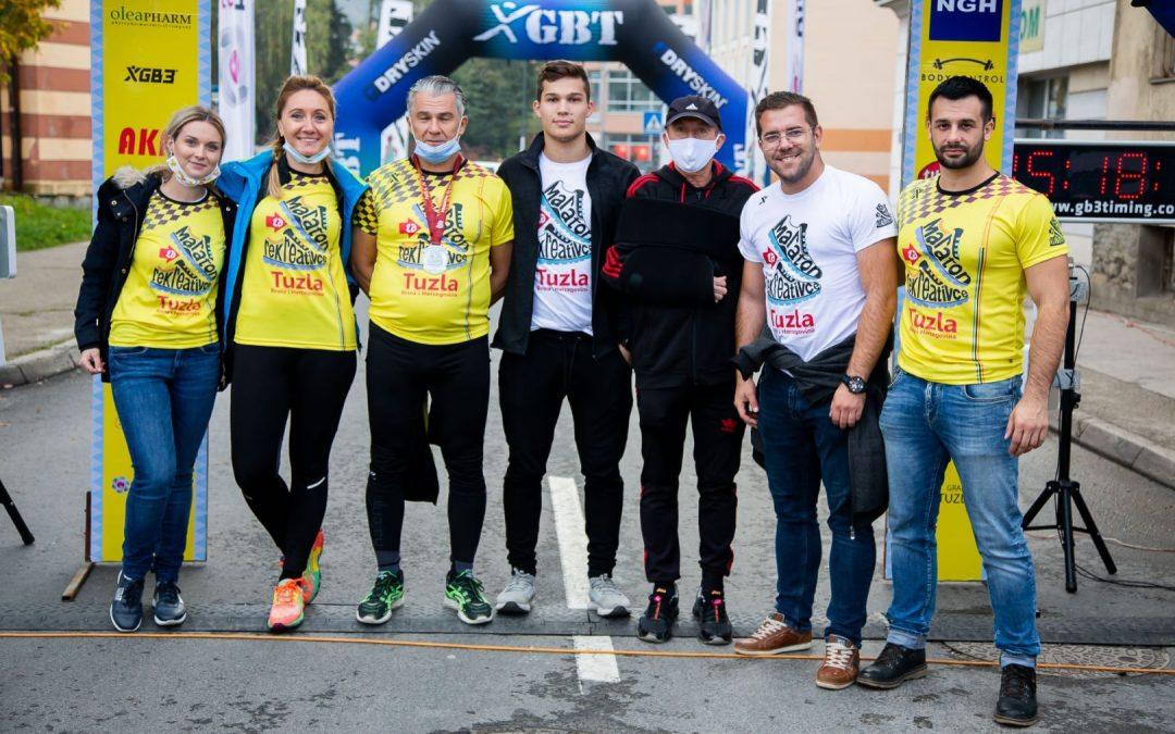 Galerija: 4. tuzlanski maraton za rekreativce